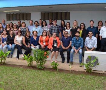 I Encontro dos Coordenadores Estaduais – Rede PCR – março/2016 – Salvador-BA