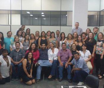 I Encontro Regional de Avaliadores Educacionais da Região Sudeste-Rede PCR-março/2016