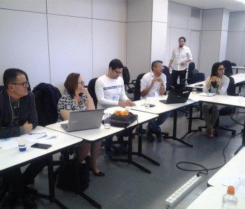 Reunião de Coordenadores - Junho de 2018