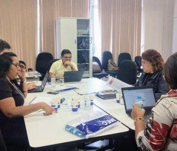 Reunião de Coordenadores - Março de 2018