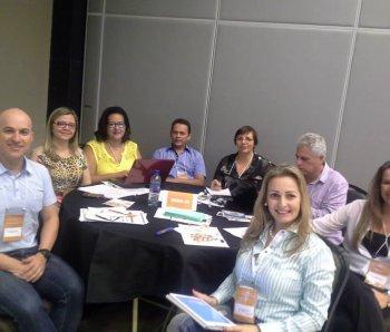 Formação dos Avaliadores Educacionais da Rede de Assistência Técnica em agosto de 2014